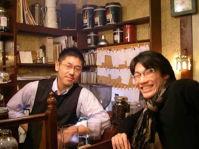 カフェもくれん(和歌山県)