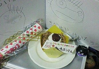 うれしい絵本と誕生日☆25歳☆