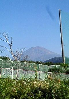富士山のすぐ近くでキャンプ☆