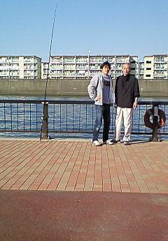 20年ぶり☆親父とあらかわ遊園地