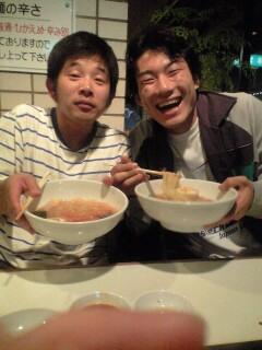 岩手で冷麺☆