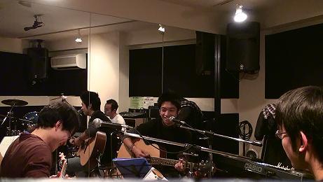 Kikaseya All Stars☆スタジオ練習♪