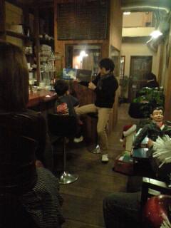 凱旋公演☆和歌山『カフェもくれん』