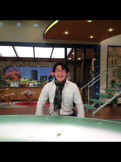 月曜日、関西TVに出ます☆