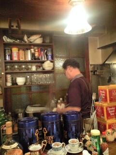 £秘密の喫茶店★