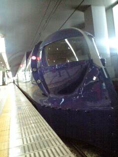 ガンダム列車