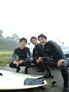 初サーフィン@Half moon bay★