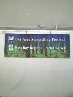 Storytelling Festivalに飛び入り☆