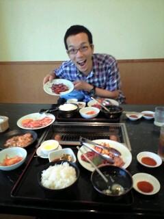 焼き肉パーティー¥5700