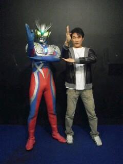 《ウルトラマンゼロ》in大阪!!