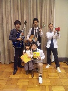 絵本コンサート☆おーわった〜!!