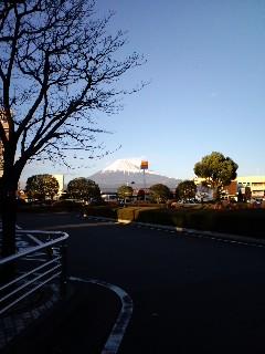 そんなこんなで富士山