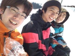 上越国際スキー場ですべりんぐ