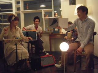 夜の音楽会♪