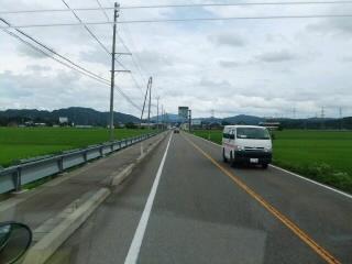 今、新潟です。なので、今日の路上はお休み。