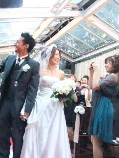 タクの結婚式…その①