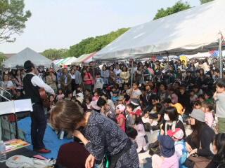 上野の森親子フェスタ2011