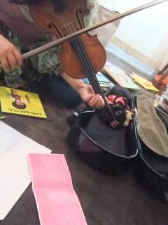 ヴァイオリンとか国語とか