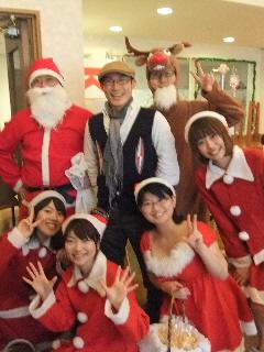 産院でクリスマス☆