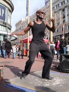 Edward  Jackson's Street Tap Show