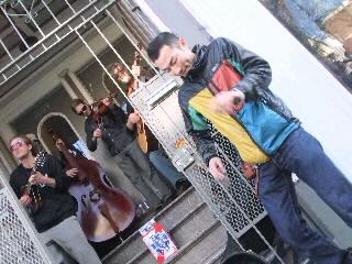 音楽の降る街