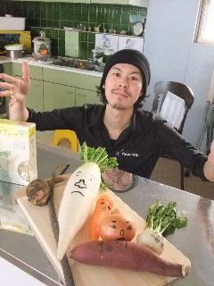 料理×絵本☆出張料理人とセッション!