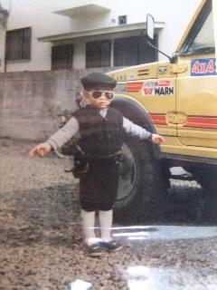 80年代の子ども