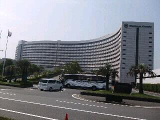 シエラトン・グランデ・トーキョーベイホテルで絵本☆