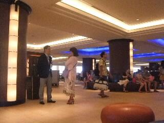 昨日はシエラトンホテル!