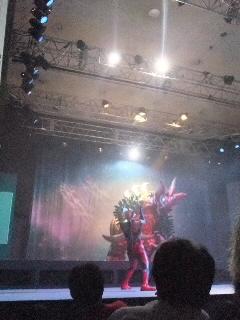 ウルトラマンフェスティバル2012
