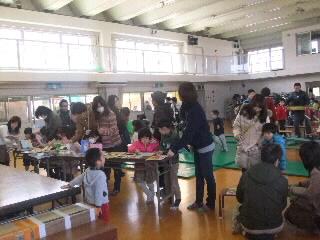 竹の子山盛り幼稚園