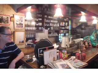 思いでの喫茶店