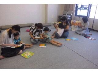 夏の絵本講座